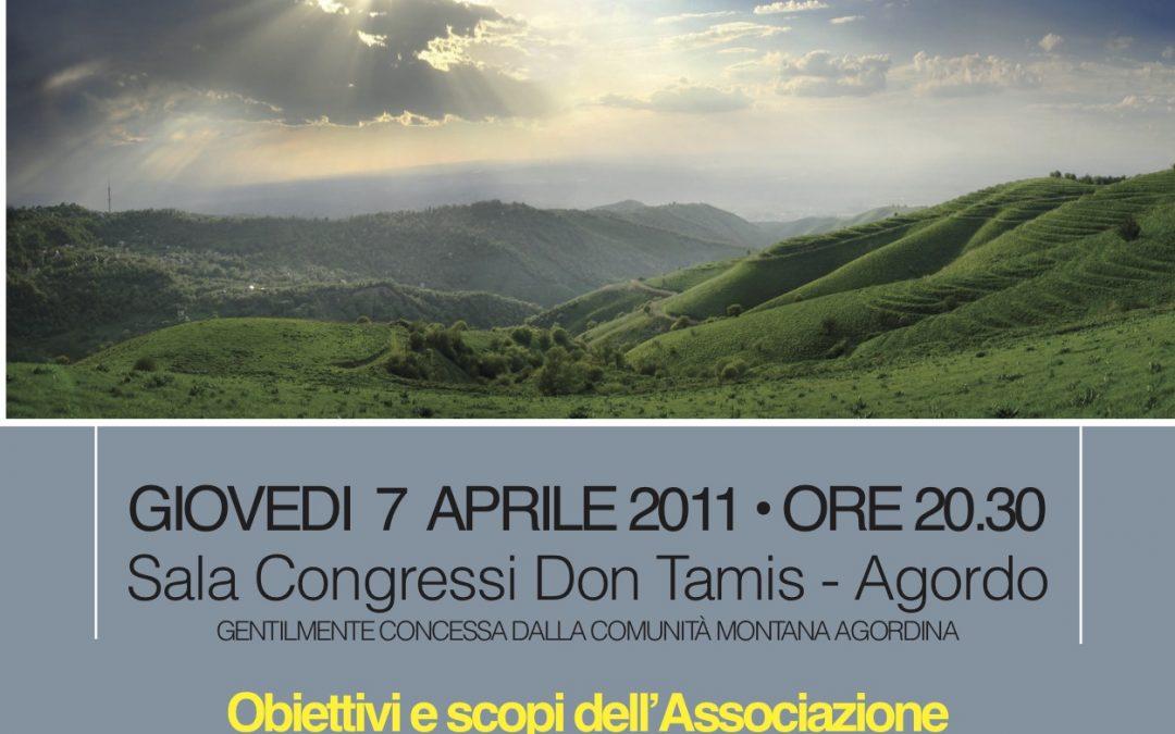 Presentazione Cucchini Agordino – Caviola – 25.05.2011