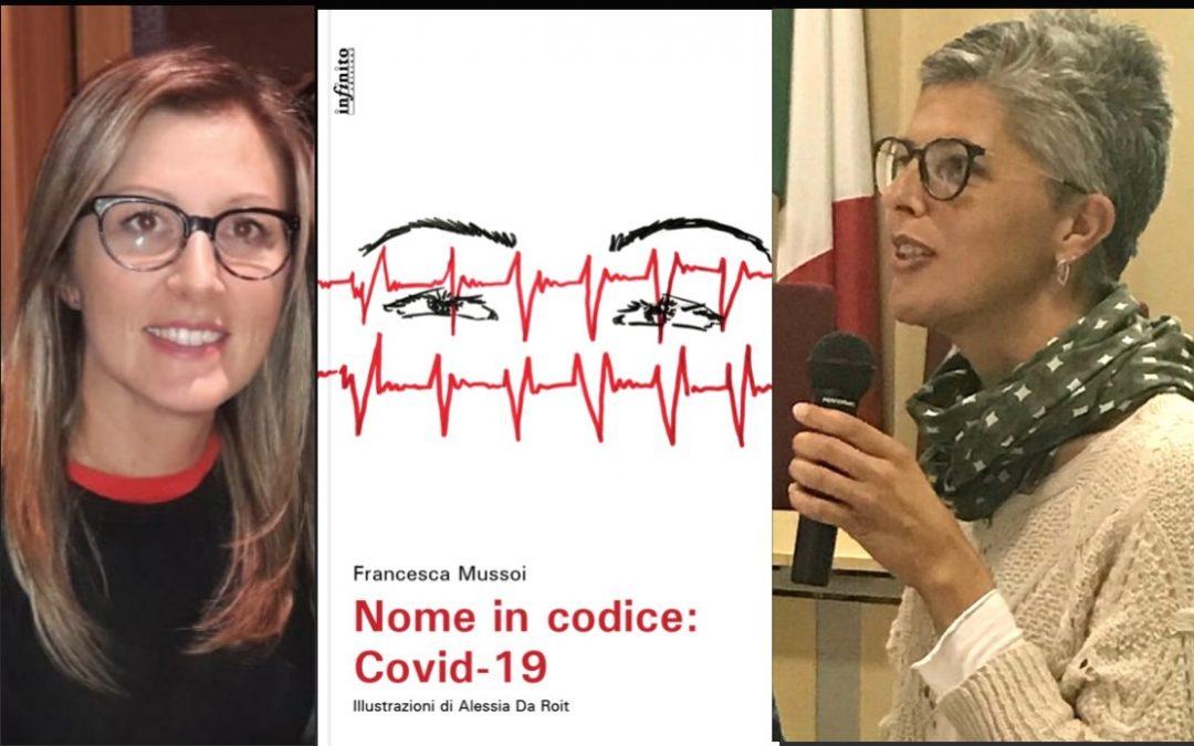"""Nome in codice: Covid-19"""": il racconto di Francesca Mussoi diventa ebook"""