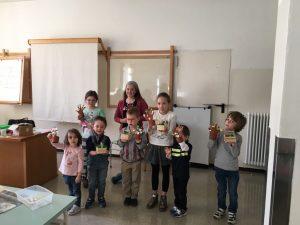 Bricolage con il pettirosso 2016-2017 (3)