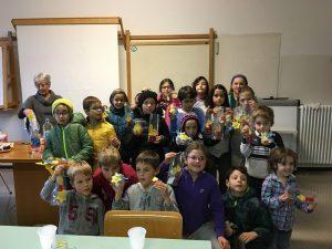 bricolage con il Pettirosso 2016-2017 (2)